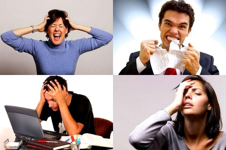 Рекомендации по управлению стрессом