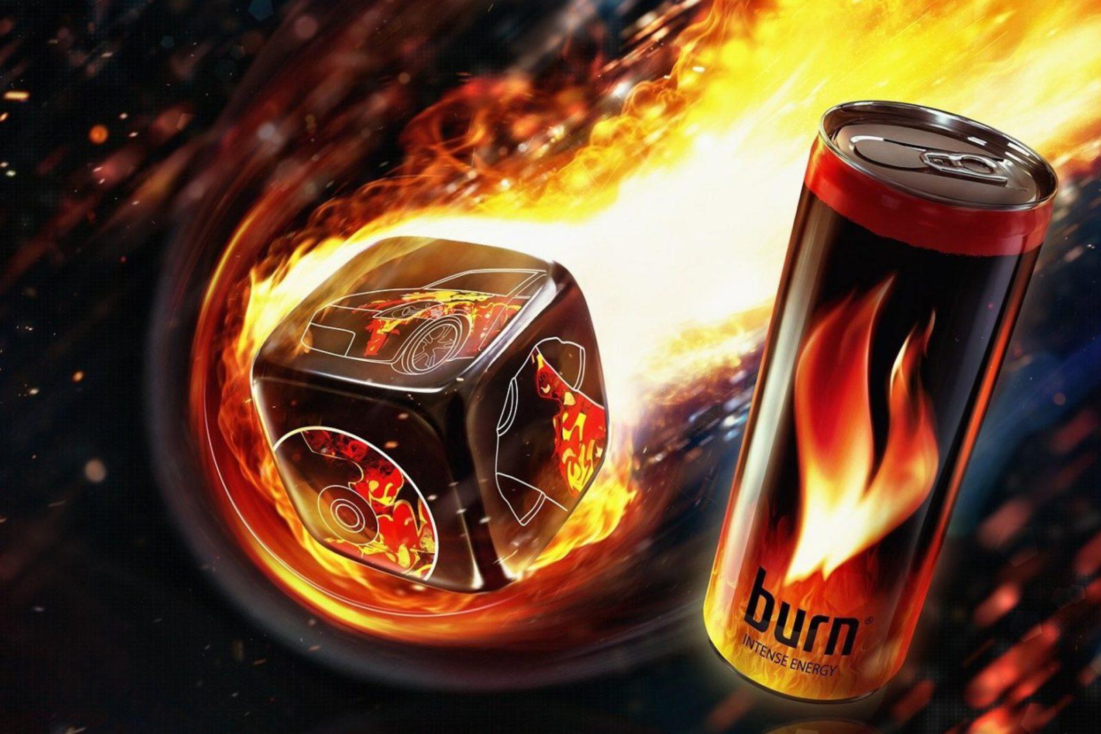 Burn energy drink 2880x1920 - Энергетические напитки: вред для вашего здоровья!