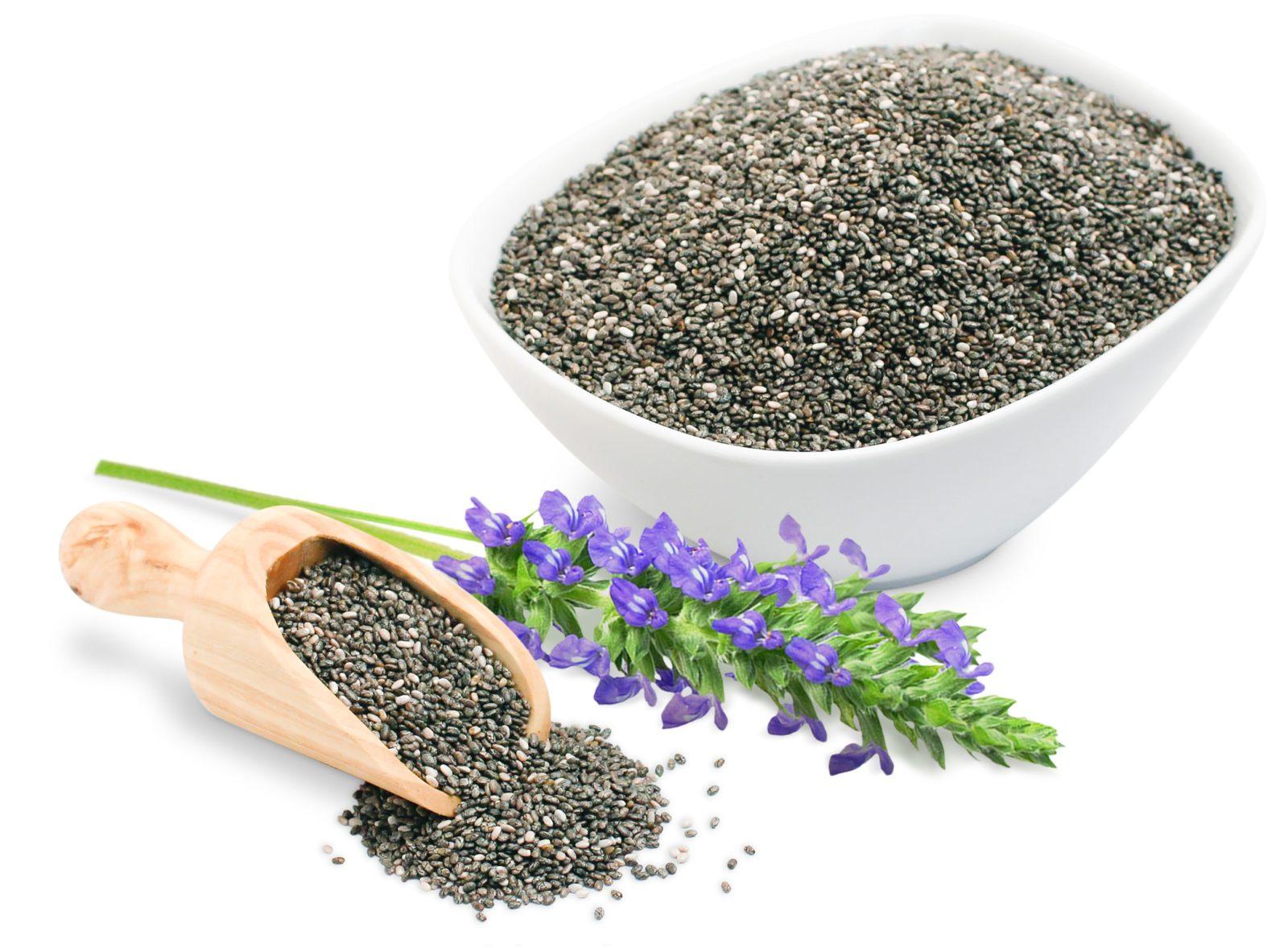 Семена Чиа-удивительная польза для здоровья.
