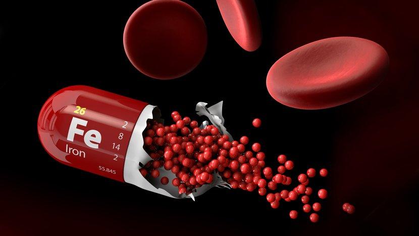 Что такое железо? Понимание этого важного микроэлемента для здоровья.