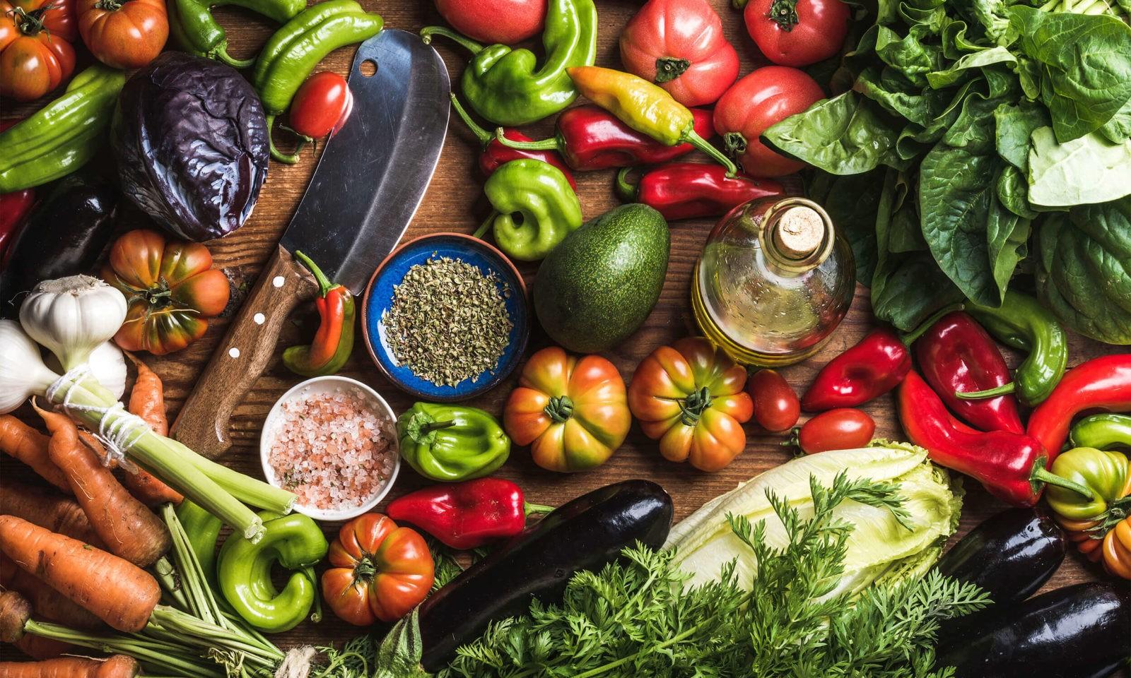 Растительная диета - что есть