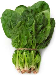 Листовые зеленые овощи повышают иммунитет