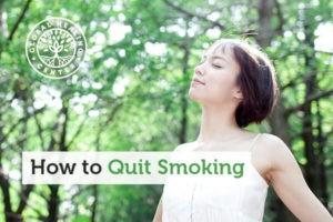 6 легких & естественных путей бросить курить