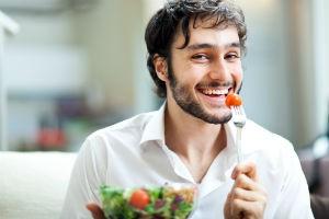 man vegetarian - Как стать вегетарианцем?