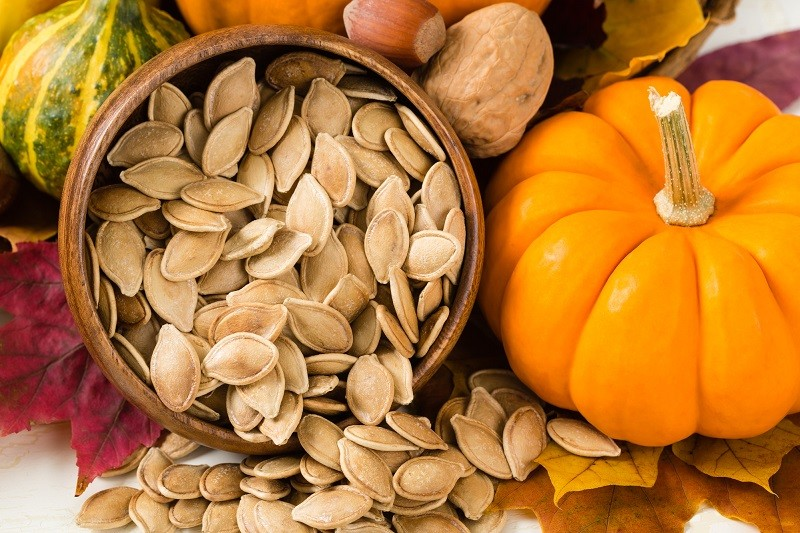 Польза семян тыквы-7 удивительных преимуществ.