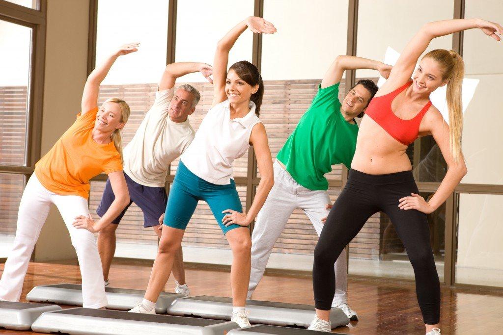 Преимущества физических упражнений