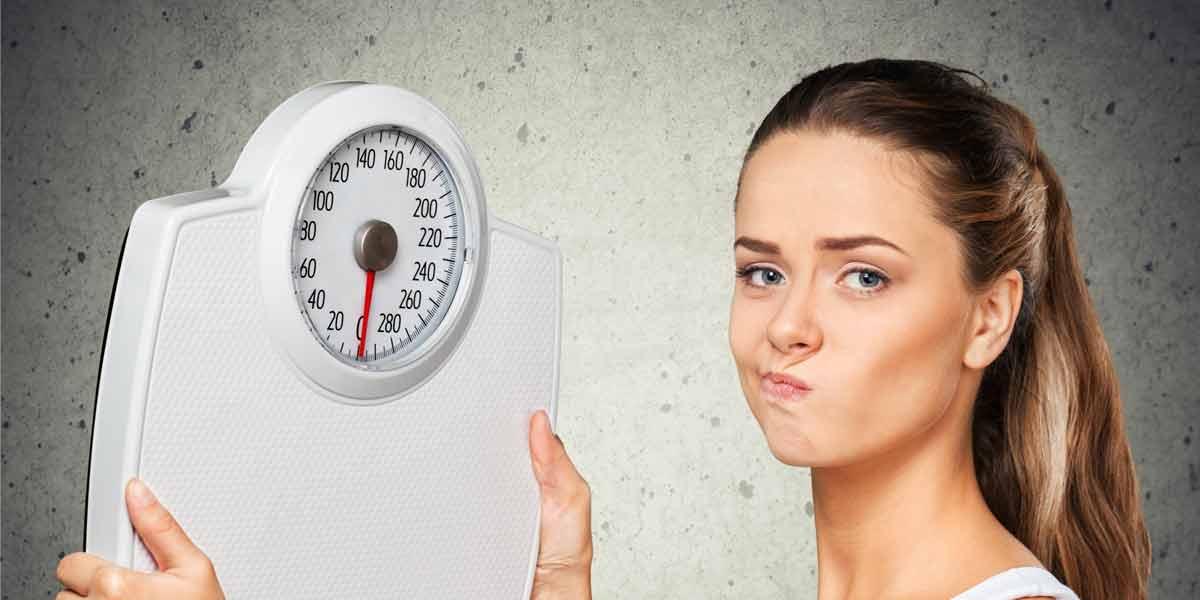 почему начинают набирать вес