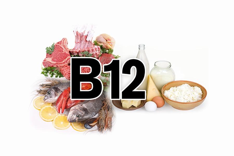 Как витамин B 12