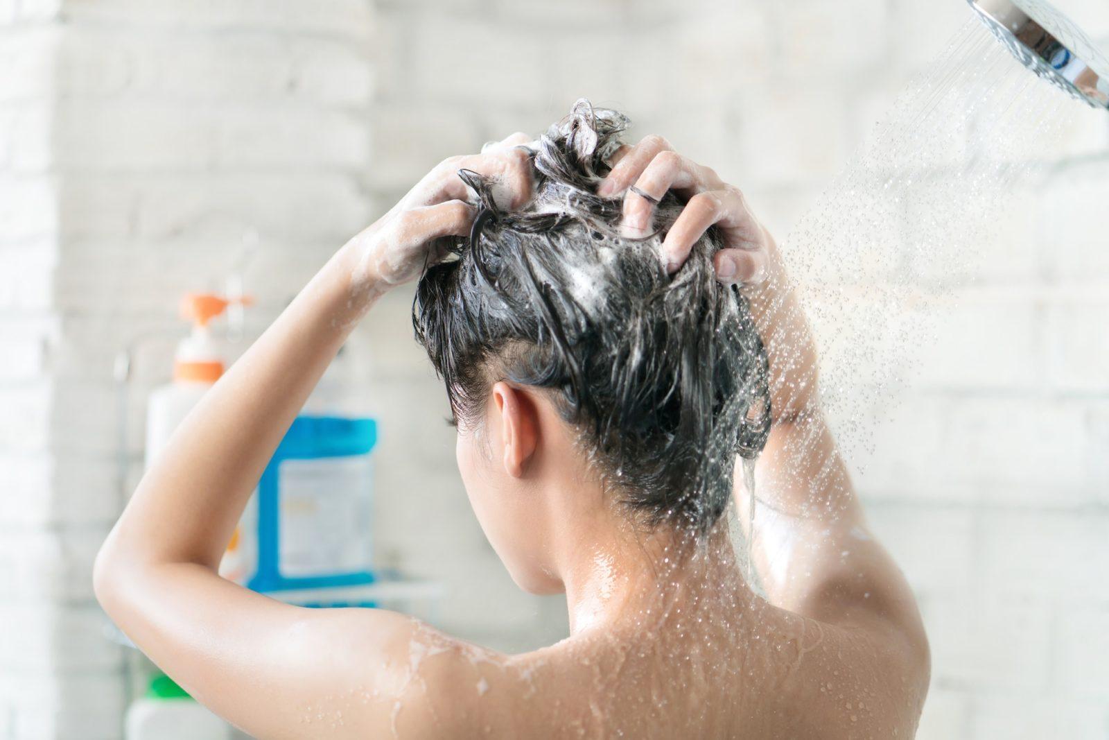Органический шампунь для волос и его польза