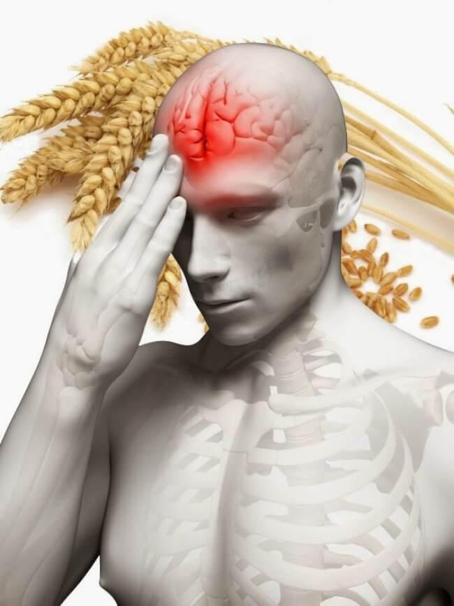 Как Глютен влияет на мозг