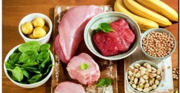 витамин в6 симптомы дефицита
