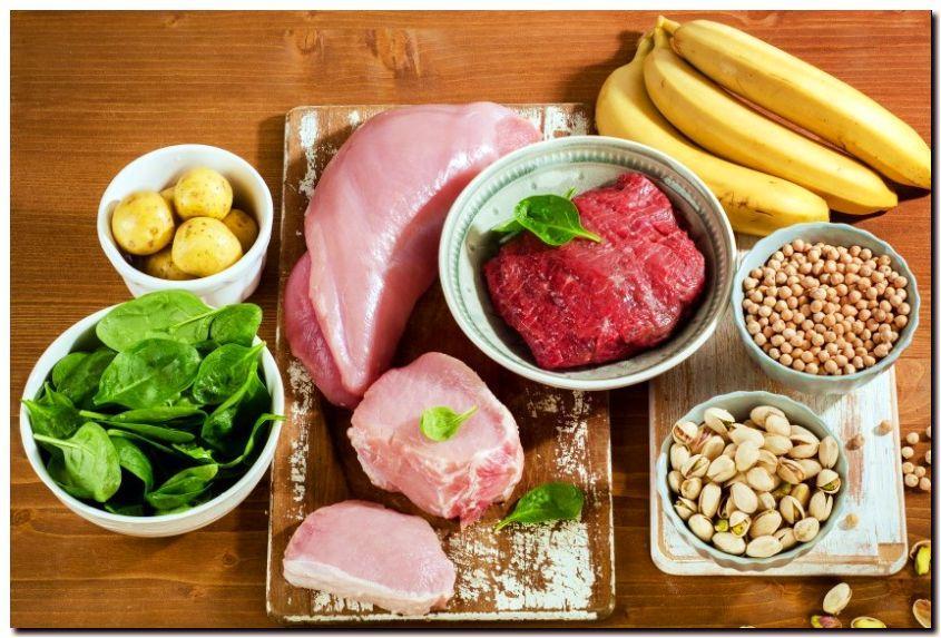 Витамин В6 симптомы дефицита, побочные эффекты и продукты в которых содержится.
