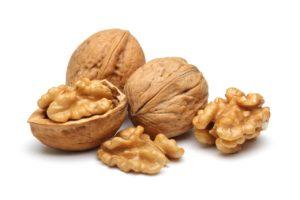 Грецкие орехи, что бы снизить стресс