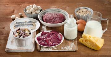 Лучшие 10 продуктов питания, содержащие витамин В12