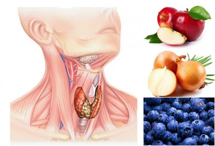 продукты для здоровья щитовидной железы
