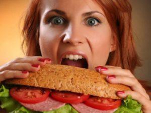 стрессовые состояния и аппетит