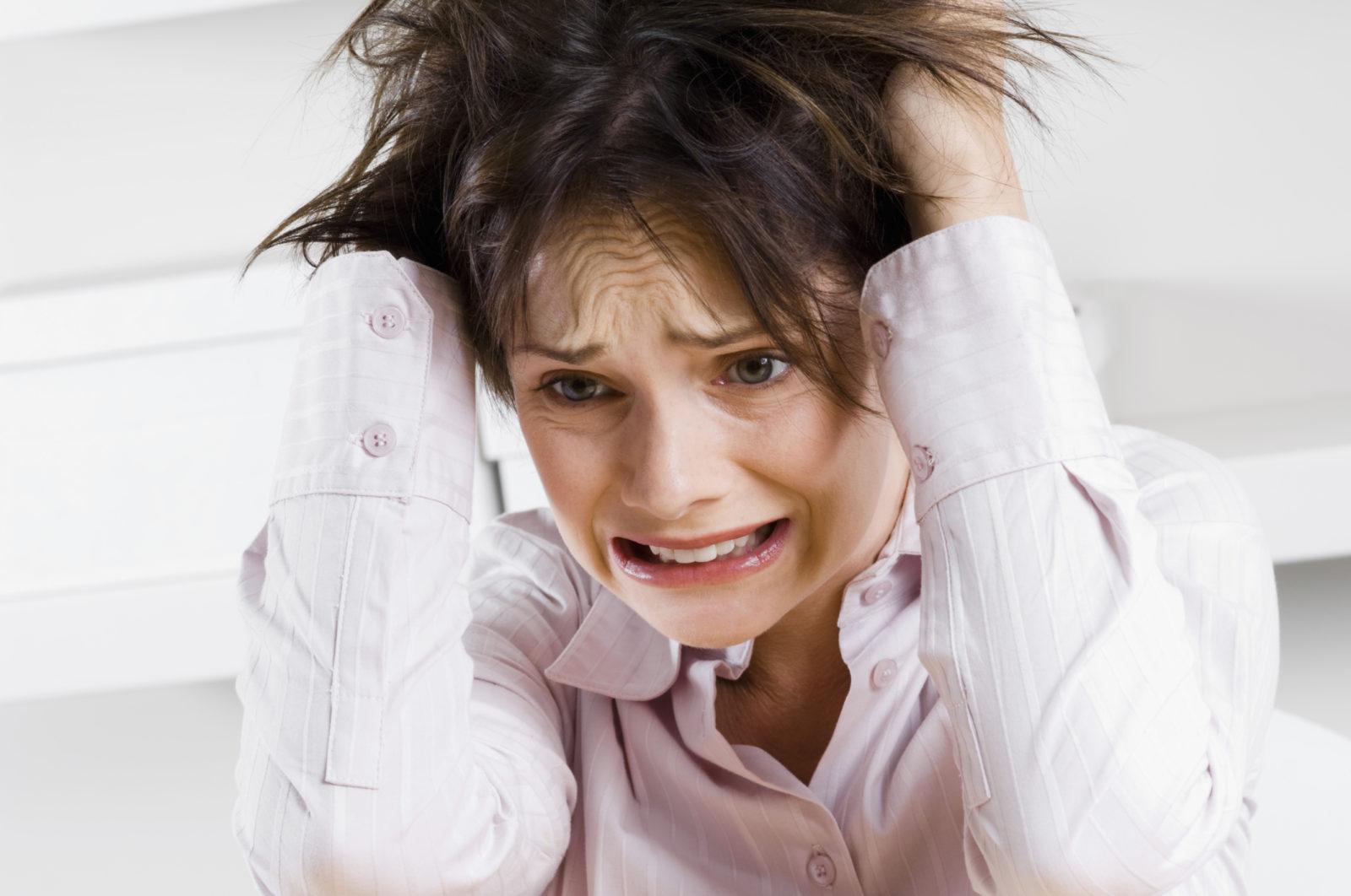 как стресс влияет на здоровье