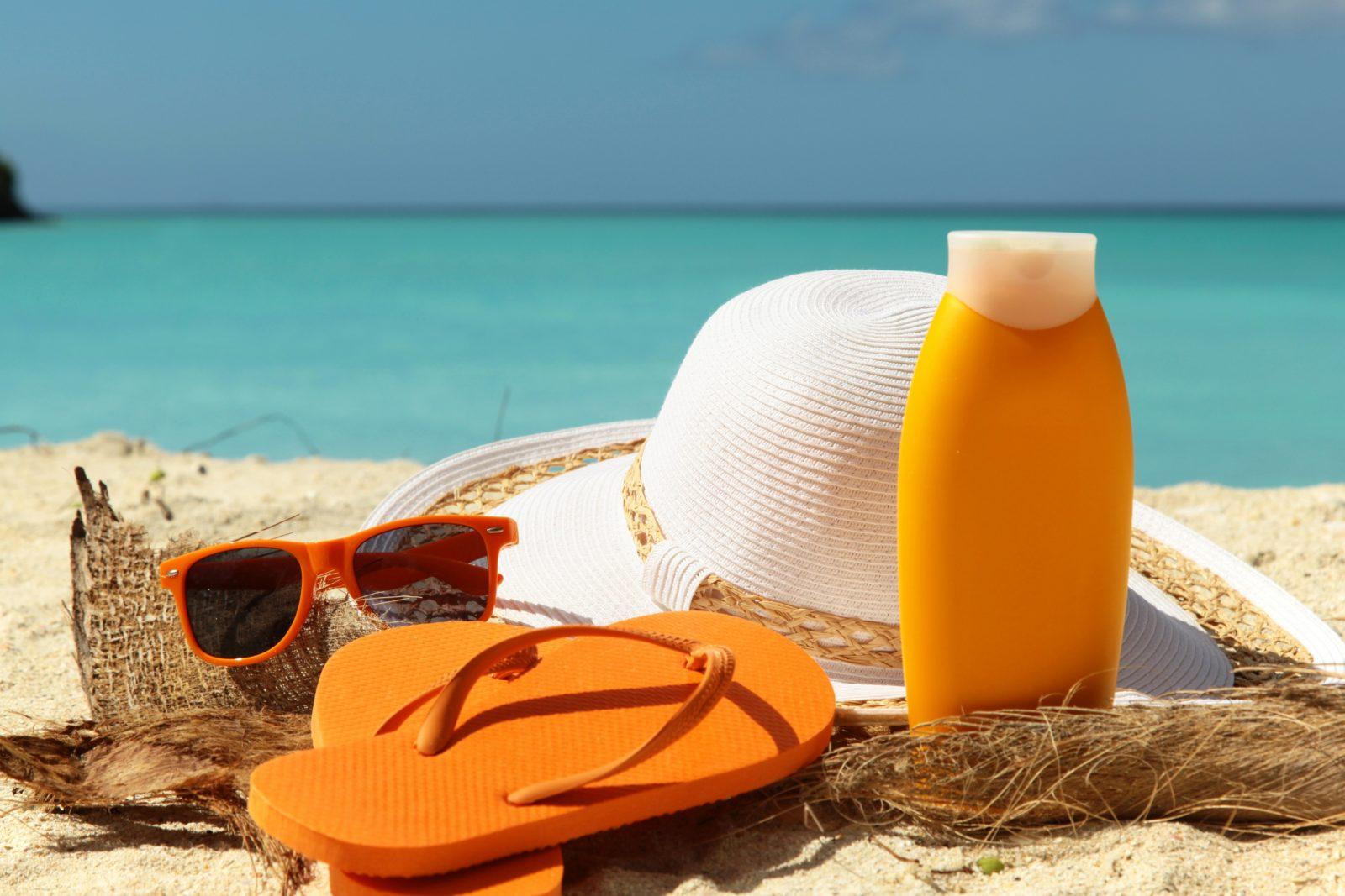5 опасных химических веществ в солнцезащитном креме
