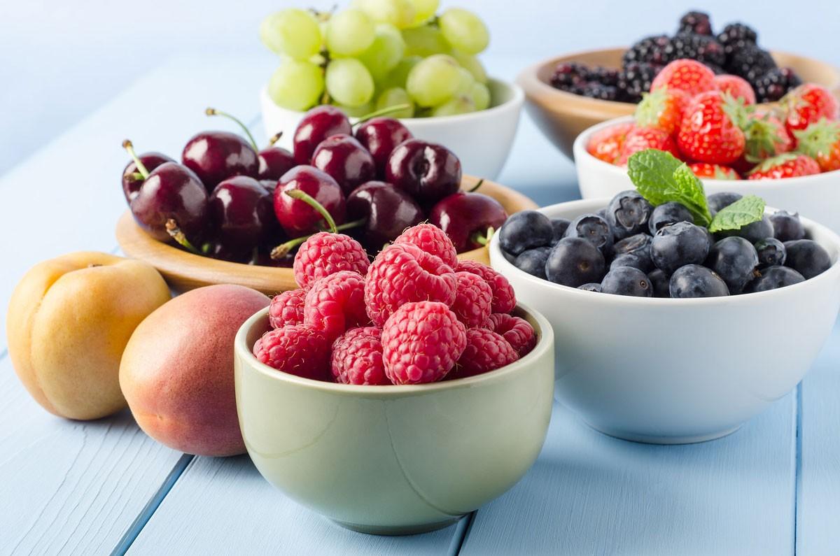 Природные антиоксиданты - 9 лучших вариантов
