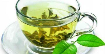 Зеленый чай для похудения?