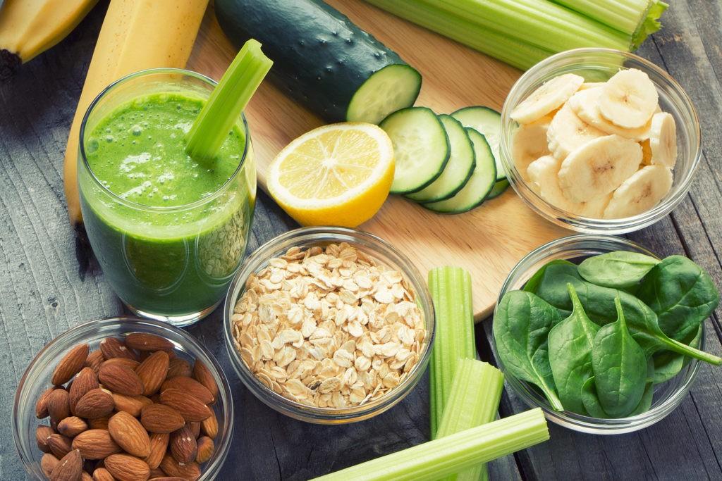 Детокс диета: 8 простых шагов для очищения всего тела