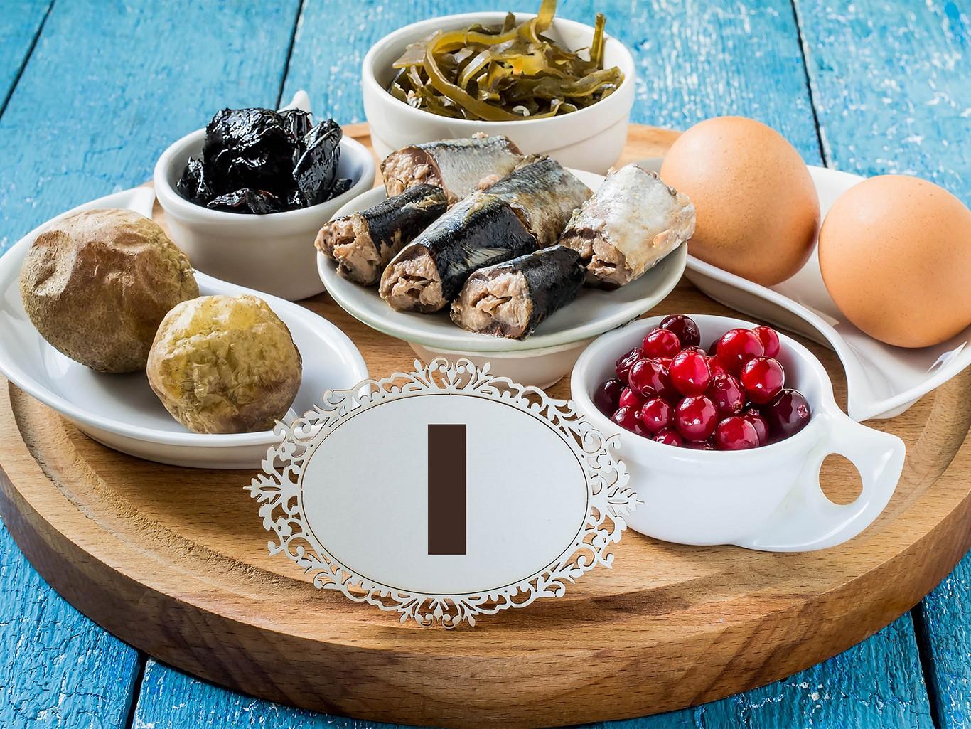 Лучшая тиреоидная диета для здорового уровня щитовидной железы