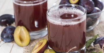 Чернослив и сок из Чернослива: мощное средство от запоров