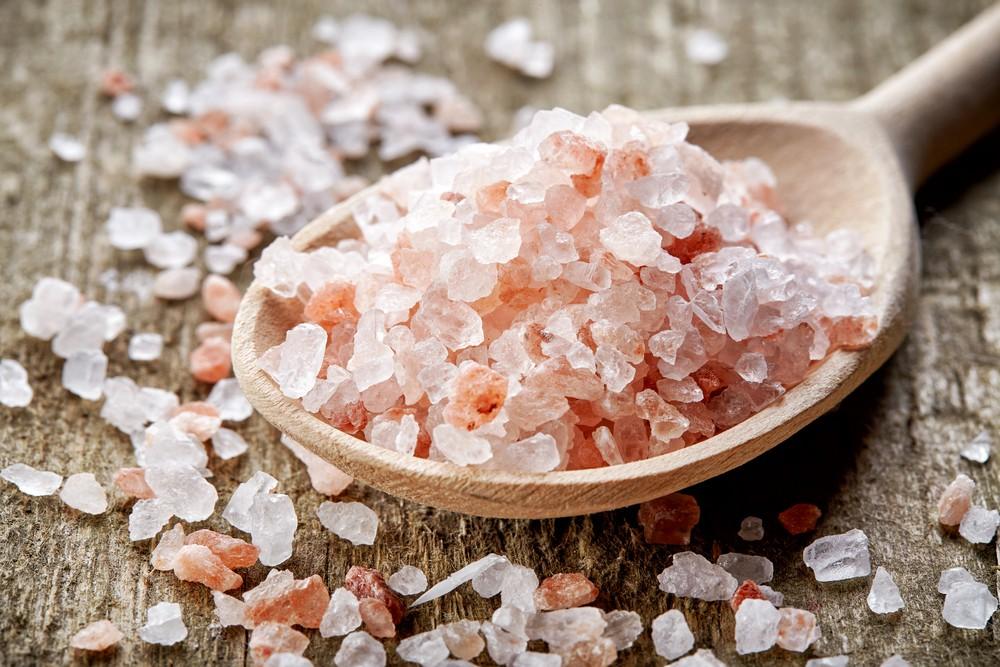 Розовая Гималайская соль. Что это и есть ли от нее польза?