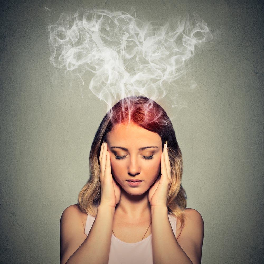 Туман мозга: как естественным образом избавиться от усталости мозга