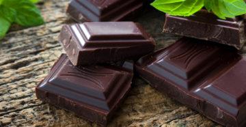 Польза для сердца от употребления темного шоколада