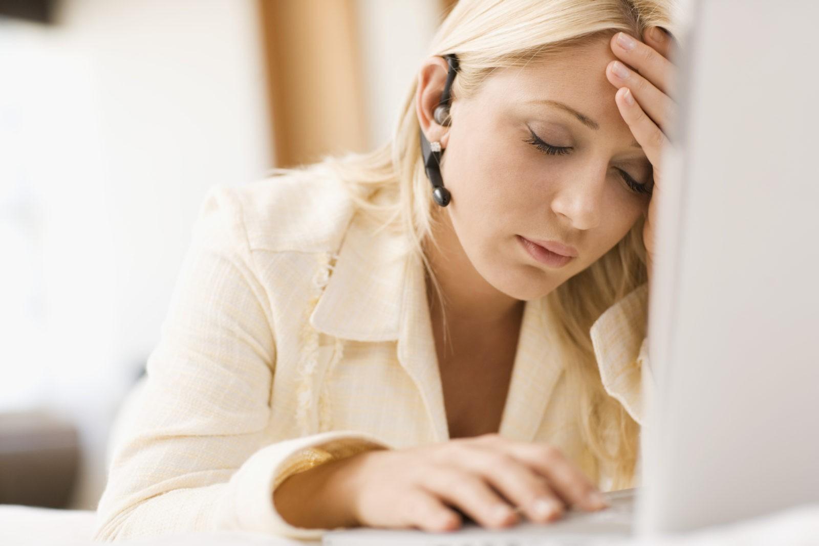 Синдром хронической усталости (СХУ) и натуральные средства лечения