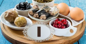 13 продуктов, богатых Йодом