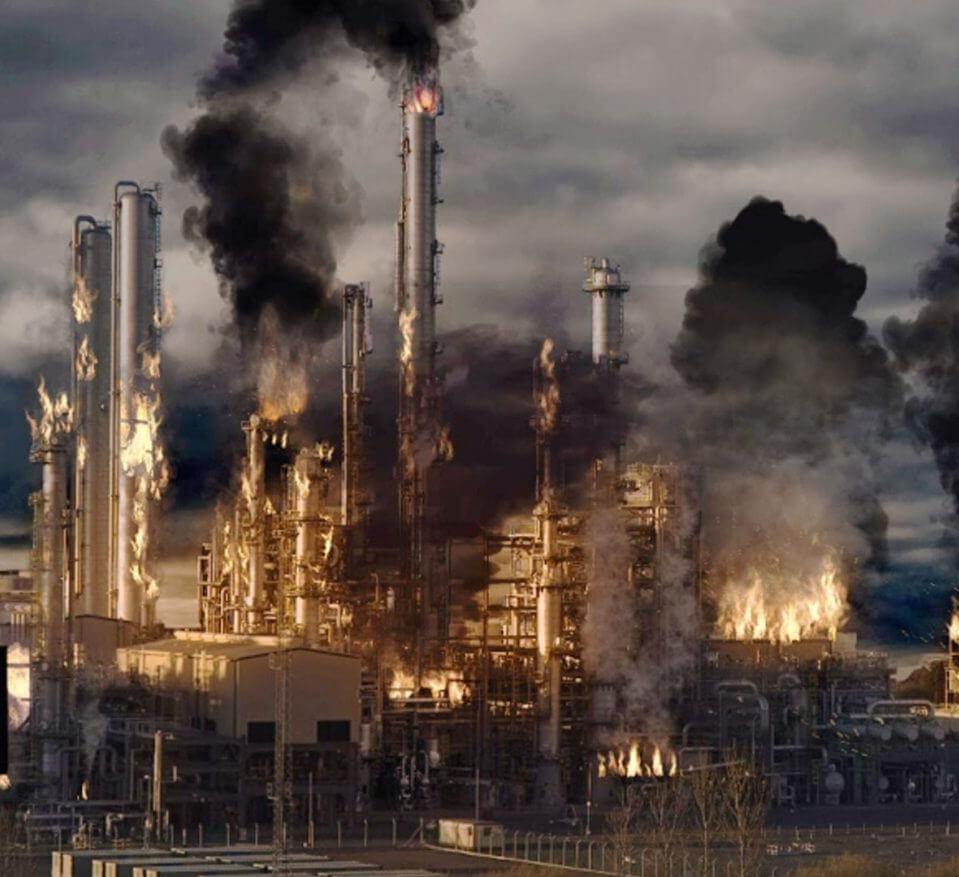 5 видов загрязнения воздуха, разрушающих ваше здоровье