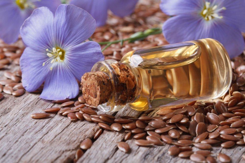Польза для здоровья Льняного масла