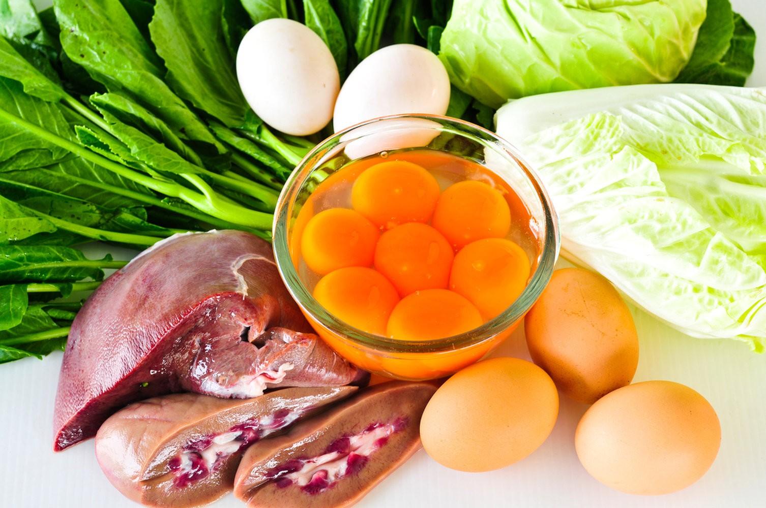 Лучшие продукты с высоким содержанием Биотина
