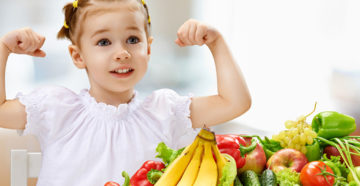 Дефицит витамина А у детей