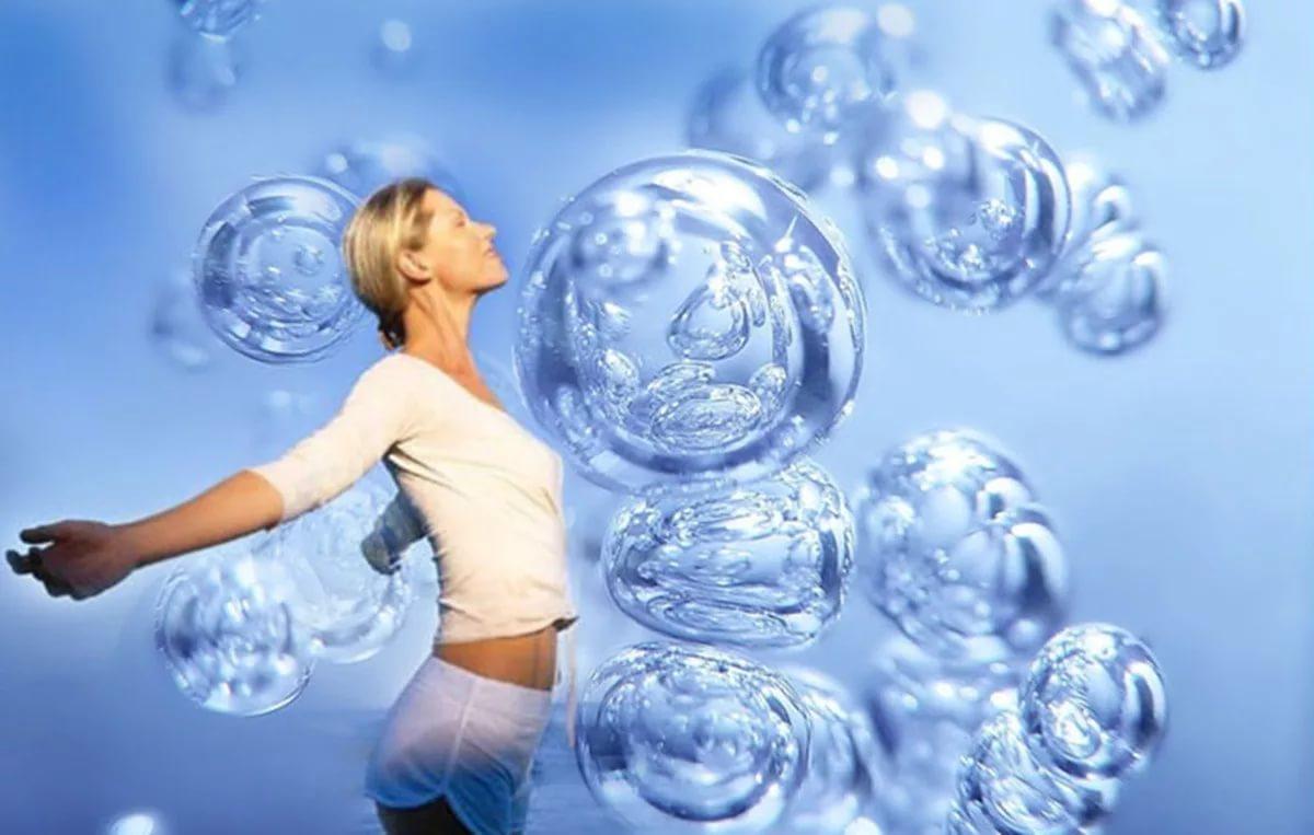 Значение кислорода для организма человека