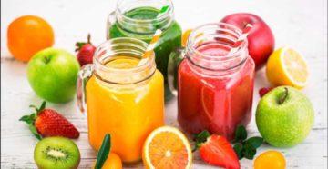 Как сделать концентрированный фруктовый сок в домашних условиях.