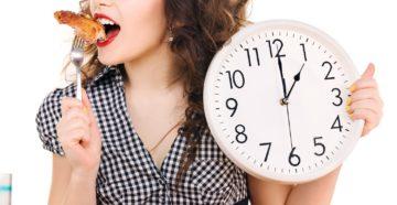 16/8 прерывистое голодание-8 часовая диета для быстрого похудения