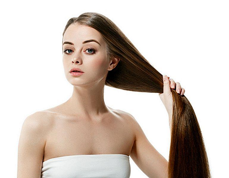 Важность белка для роста волос и здоровья.