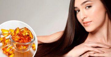 Как витамин Е полезен для роста волос?
