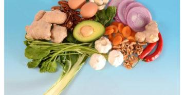 Повышайте память и функцию мозга с помощью диеты для ума