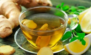 Как приготовить Лимонно-Имбирный чай?