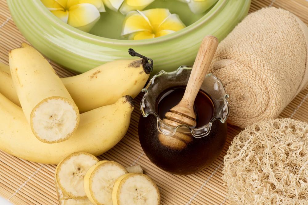 Банановая маска для сухой кожи лица: домашние рецепты.