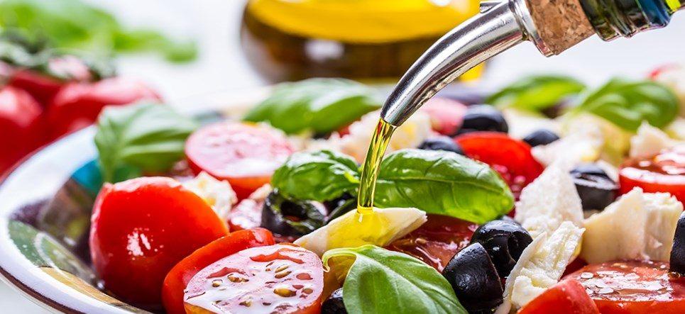Средиземноморская диета может изменить микробиом кишечника для улучшения долголетия