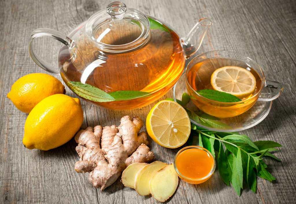 2 1 - Чай из имбиря и лимона: 12 самых лучших преимуществ для здоровья, кожи и волос