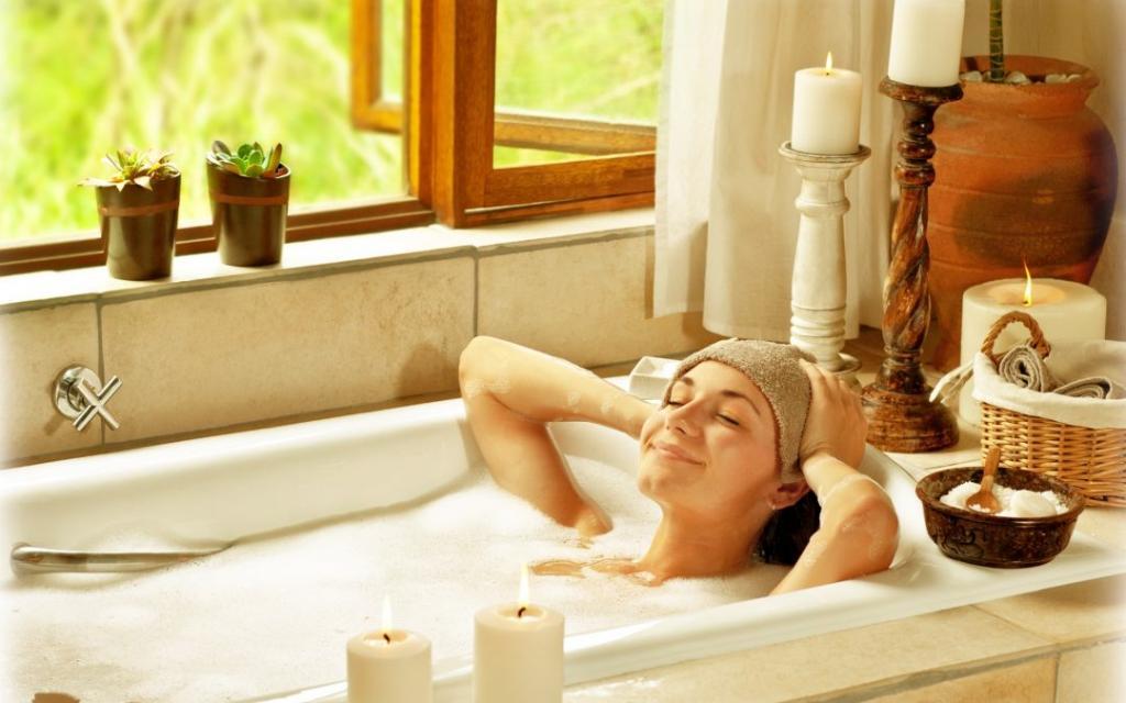 Ванна с Касторовым маслом для тела. В чем ее польза для здороья?
