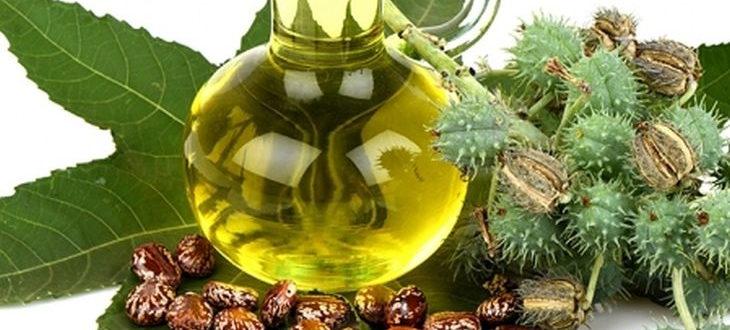 Маска из касторового масла для очищения легких.