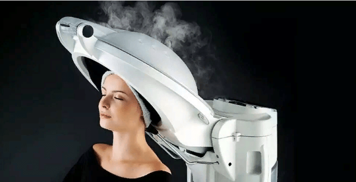 Почему обработка паром так полезна для ваших волос?
