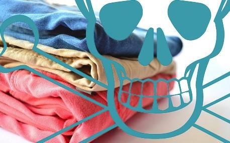 Скрытые токсины в вашей одежде